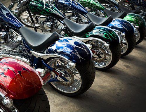 10 erros que acabam com a sua moto